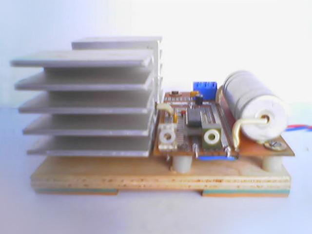 Импульсные схемы для генераторов.