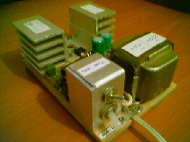 Схемы генераторов на tl494.