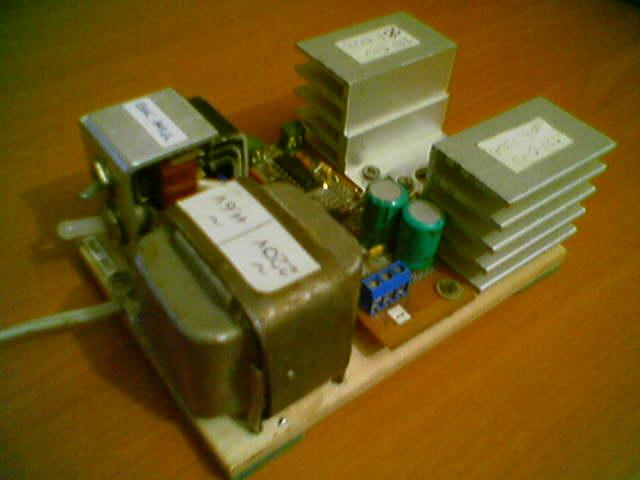схемы : микросхема TL494
